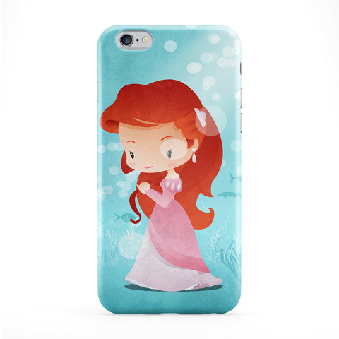 Princesses Ariel Phone Case by DevilleArt
