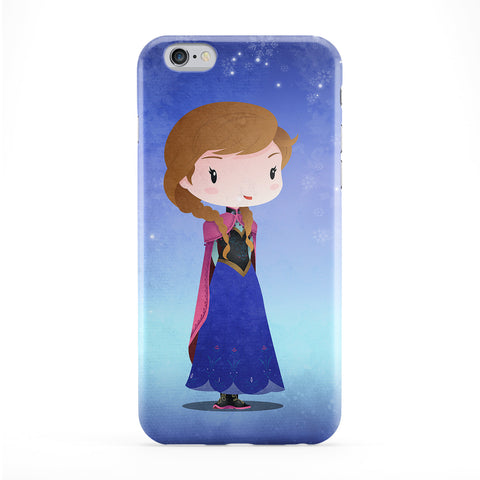 Princesses Anna Phone Case by DevilleArt