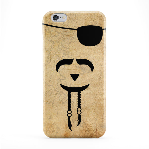 Pirate Moustache Phone Case by DevilleArt