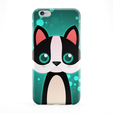 Cute French Bulldog Dog Phone Case by DevilleArt