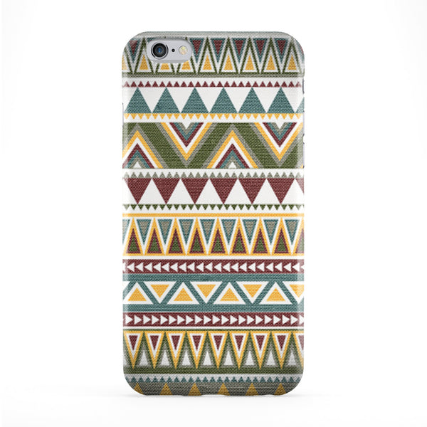 Aztec Pattern 02 Phone Case by DevilleArt