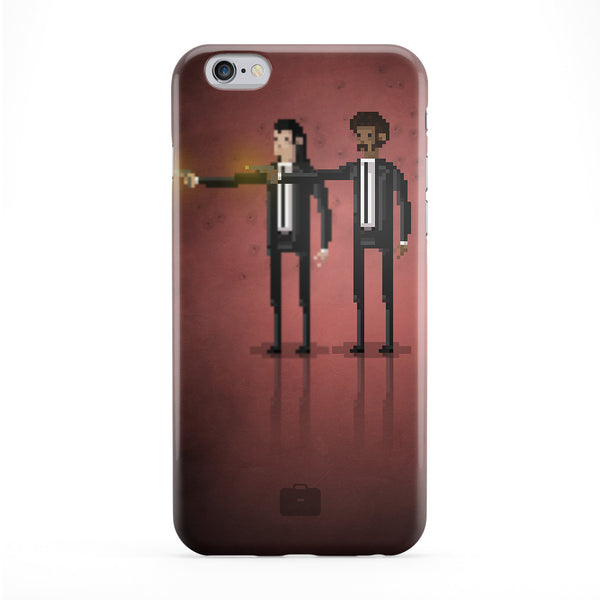 8bit Movies Pulp Fiction Phone Case by DevilleArt