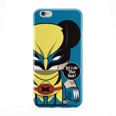 Wolverine Phone Case by Gangtoyz
