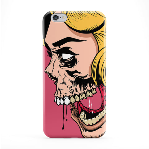 Zombie Girl Phone Case by Gangtoyz