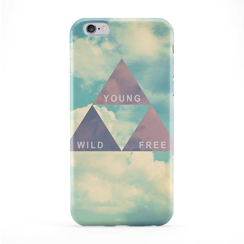 Young Wild Free Phone Case by Gangtoyz