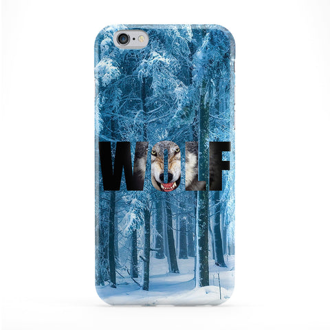 Wolf Phone Case by Gangtoyz