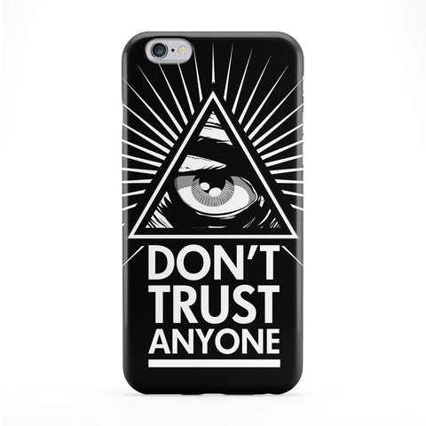 Trust Anyone Phone Case by Gangtoyz