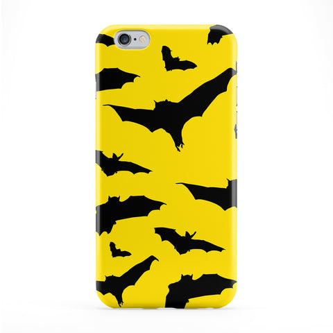 The Bat Yellow Phone Case by Gangtoyz