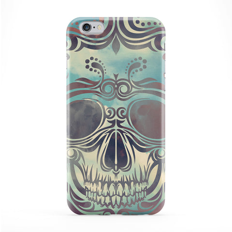 Skull Clouds Phone Case by Gangtoyz