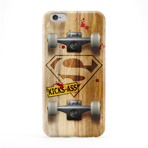 Skate Kick Ass Phone Case by Gangtoyz