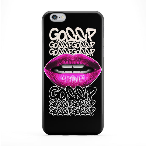 Pink Gossip Phone Case by Gangtoyz