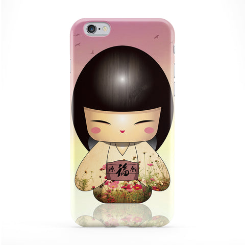 Kokeshi Zao Full Wrap Protective Phone Case by Gangtoyz