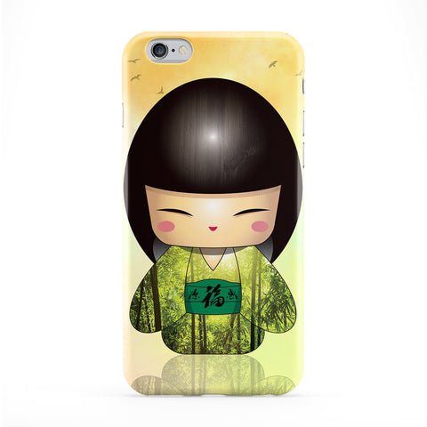 Kokeshi Ying Phone Case by Gangtoyz
