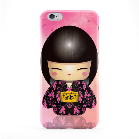 Kokeshi Xiun Full Wrap Protective Phone Case by Gangtoyz