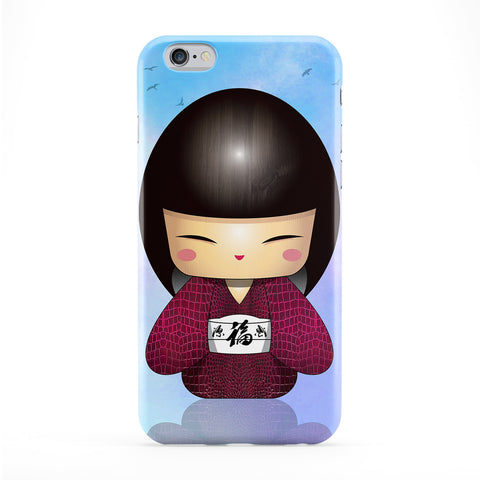 Kokeshi Shun Phone Case by Gangtoyz