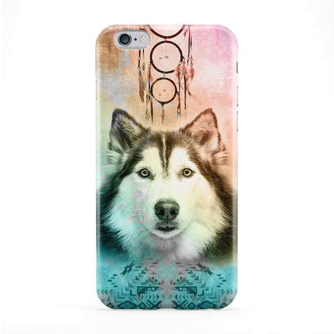 Indian Wolf Phone Case by Gangtoyz