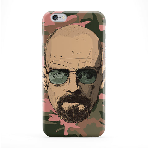 Heisenberg Pink Camo Phone Case by Gangtoyz