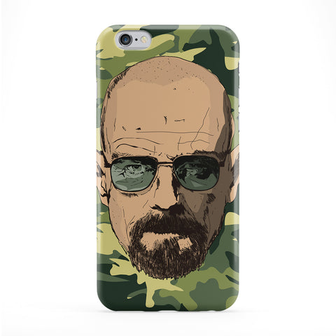Heisenberg Green Camo Phone Case by Gangtoyz
