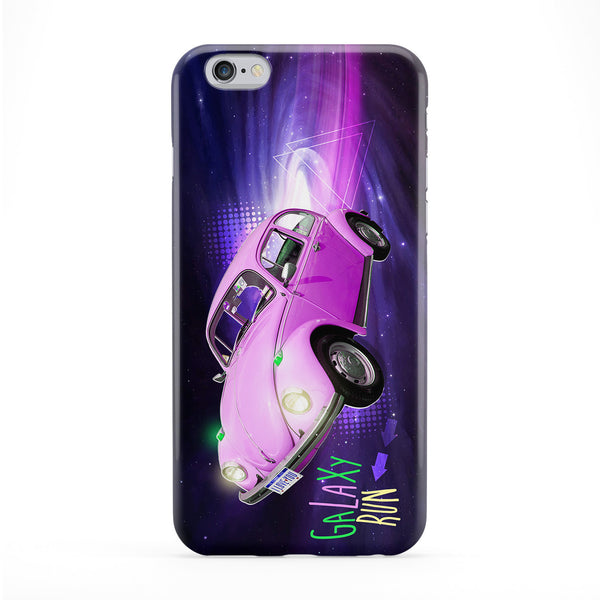 Galaxy Run Full Wrap Protective Phone Case by Gangtoyz