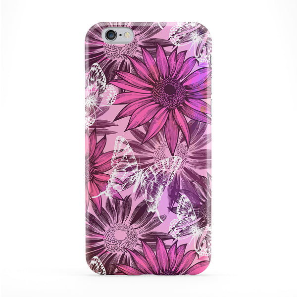 Flowers 15 Full Wrap Protective Phone Case by Gangtoyz