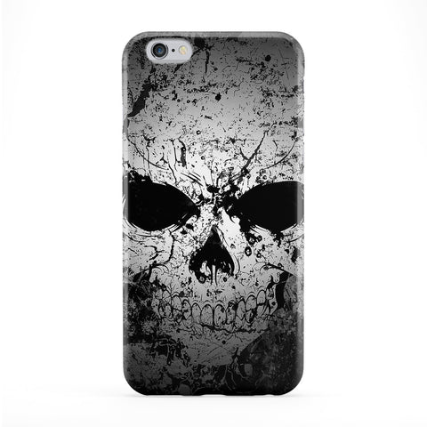 Engraved Skull Phone Case by Gangtoyz
