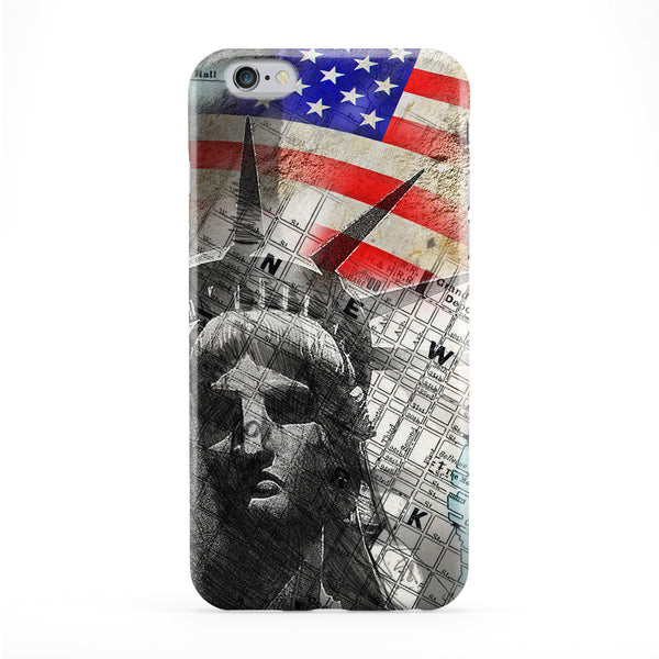 Dark Liberty Phone Case by Gangtoyz