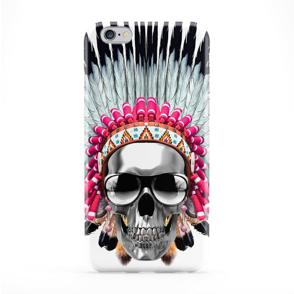 Chaman Skeleton Phone Case by Gangtoyz