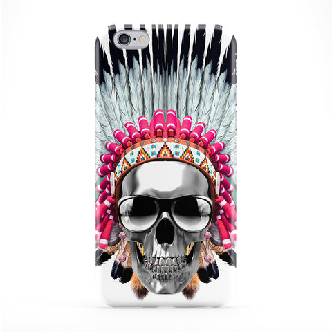 Chaman Skeleton Full Wrap Protective Phone Case by Gangtoyz