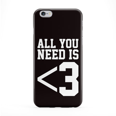 Case All You Need Phone Case by Gangtoyz