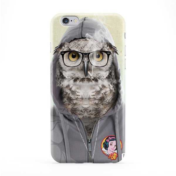 Camille Owl Phone Case by Gangtoyz