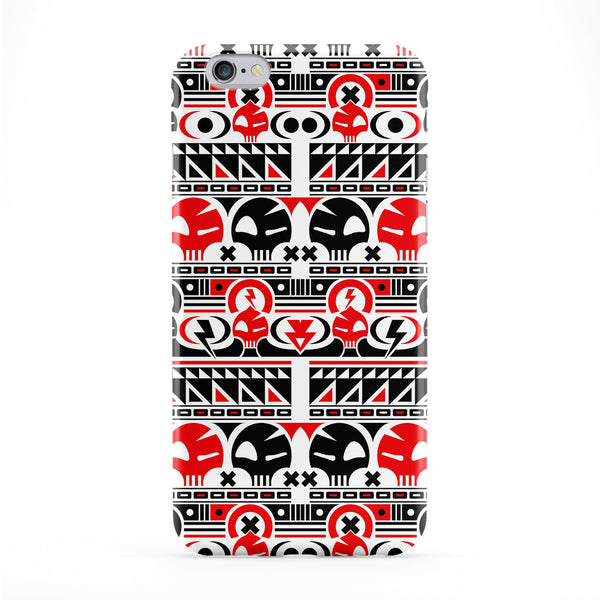 Aztekilla Phone Case by Gangtoyz