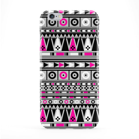 Aztec Zotakthl Full Wrap Protective Phone Case by Gangtoyz