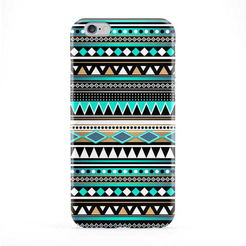 Aztec Teicu Full Wrap Protective Phone Case by Gangtoyz