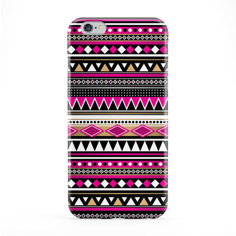 Aztec Ometeoltloque Full Wrap Protective Phone Case by Gangtoyz