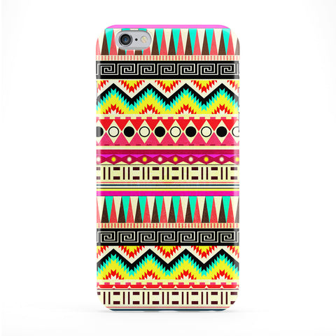 Aztec Amoxoaque Full Wrap Protective Phone Case by Gangtoyz