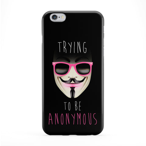 Anonymous Phone Case by Gangtoyz