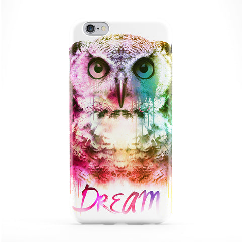 Watercolor Owl Phone Case by Gangtoyz