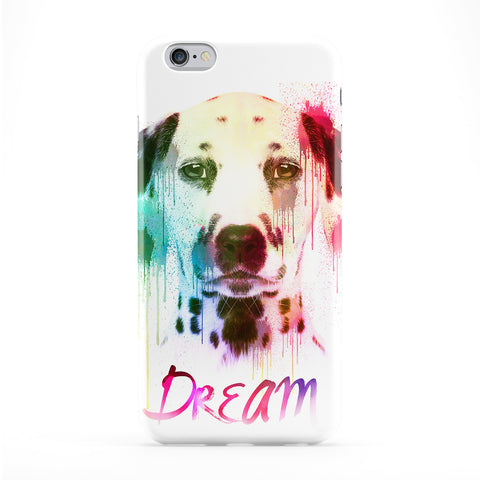 Watercolor Dalmatian Phone Case by Gangtoyz