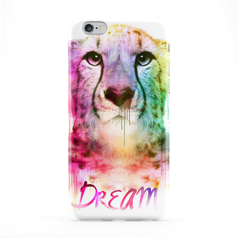 Watercolor Cheetah Phone Case by Gangtoyz