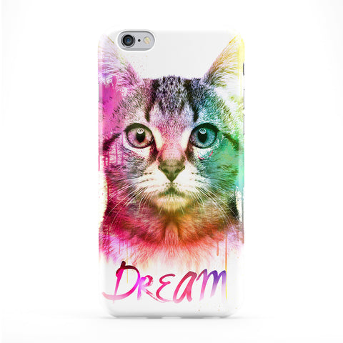 Watercolor Cat Phone Case by Gangtoyz