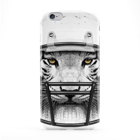Tiger Quarterback Phone Case by Gangtoyz