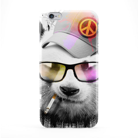 Smoking Panda Phone Case by Gangtoyz