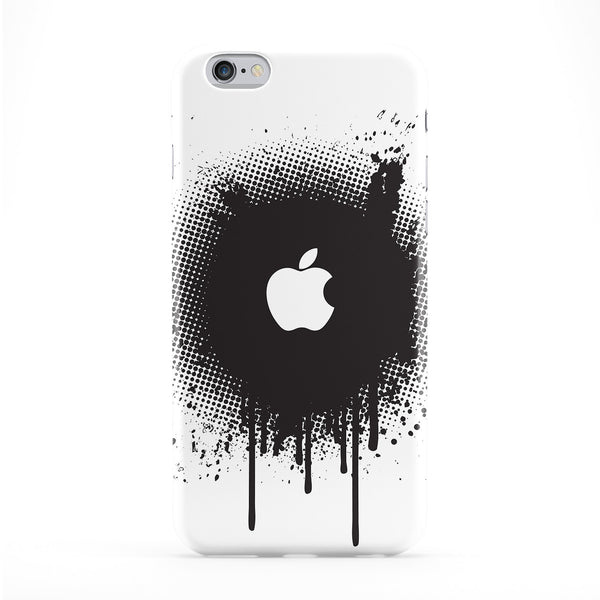 Apple Spray White Phone Case by Gadget Glamour