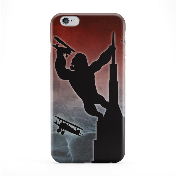 King Kong Full Wrap Protective Phone Case by Gadget Glamour