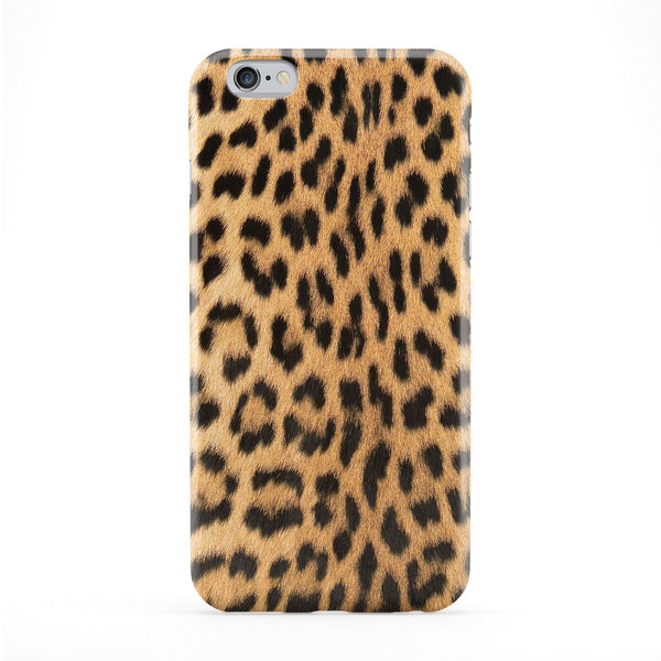 Leopard Full Wrap Protective Phone Case by Gadget Glamour