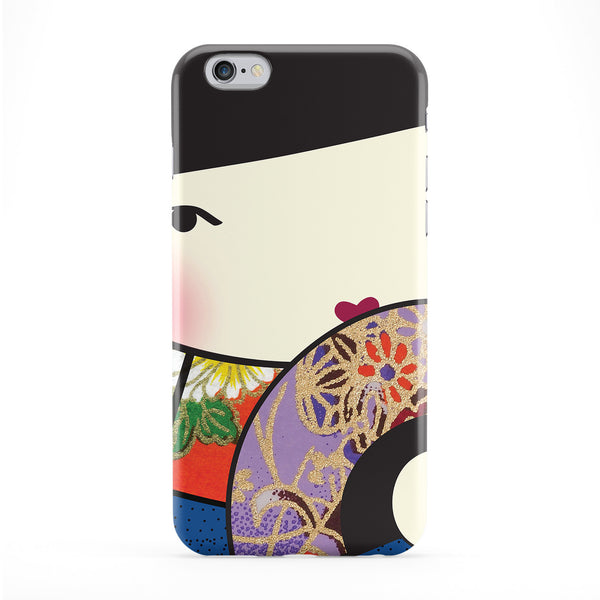 Oriental Face Phone Case by Gadget Glamour