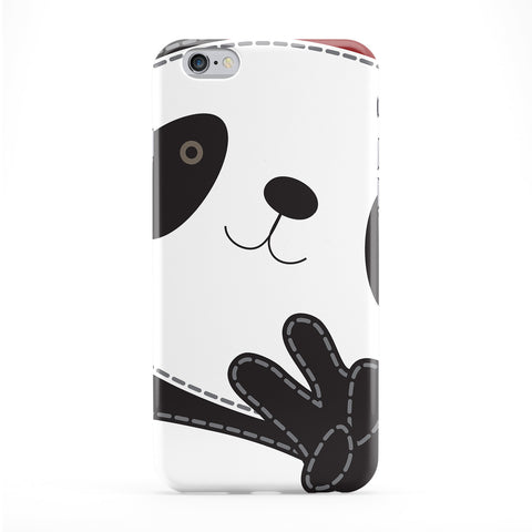 Peace Panda Phone Case by Gadget Glamour