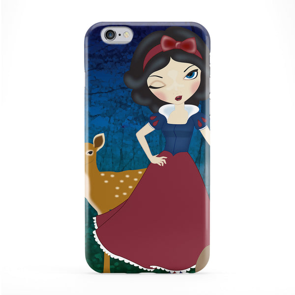 Snow White Phone Case by Gadget Glamour