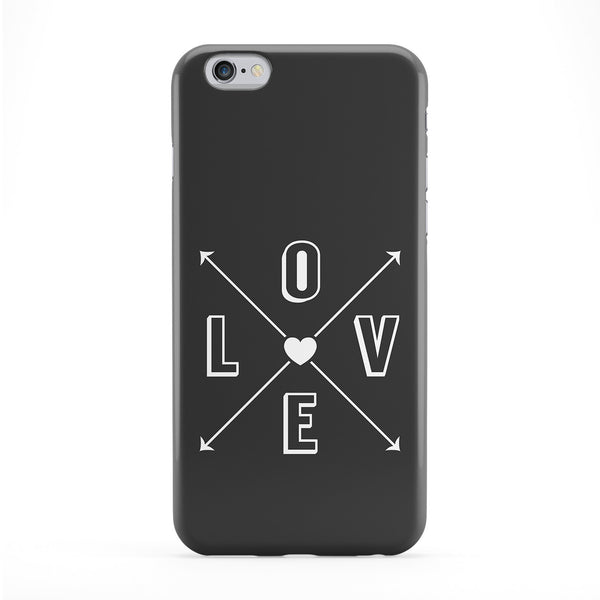 Love Phone Case by LoopzArt
