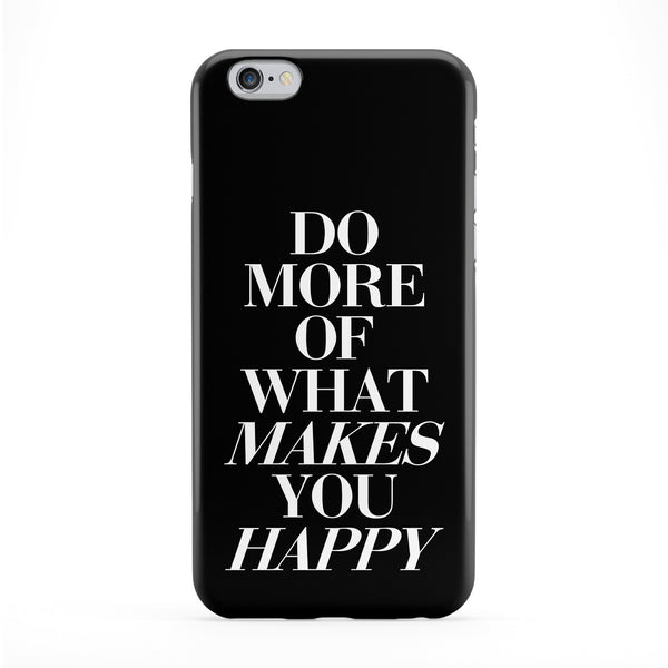 Happy Full Wrap Protective Phone Case by LoopzArt